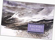 Cover of The Glendinning Collection of Bagpipe Music